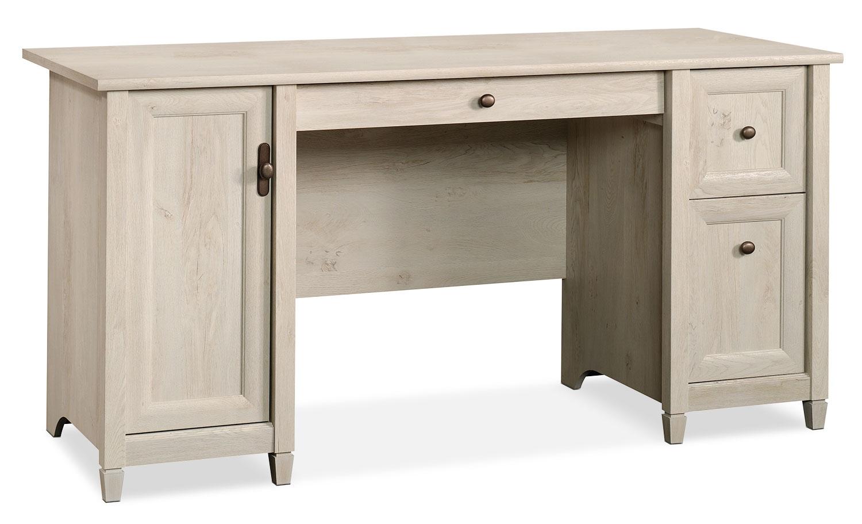 Home Office Furniture - Edge Water Computer Desk – Chalked Chestnut