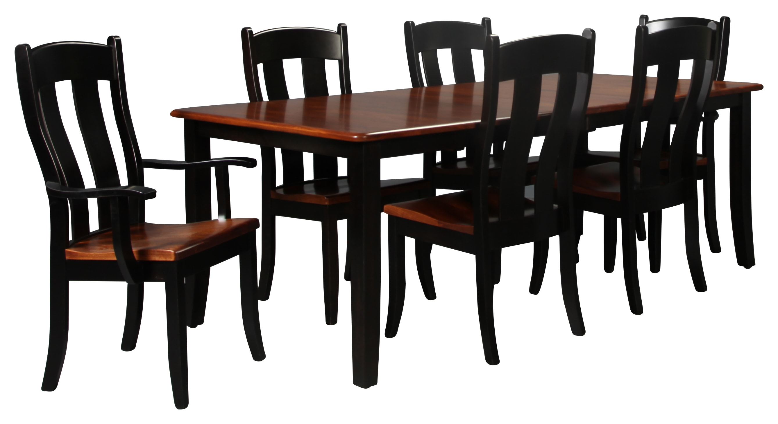 Kensley 7c Dining Set