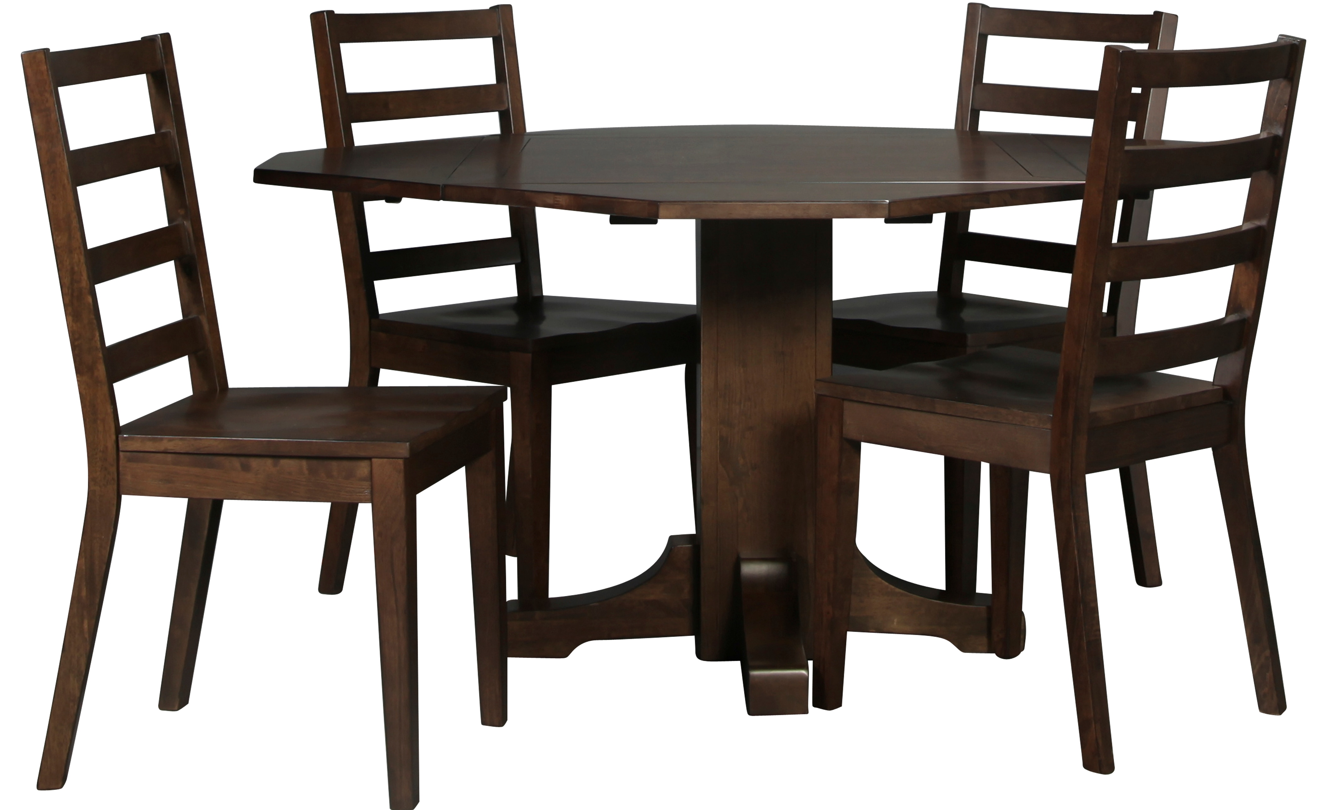 Kentwood 5pc Drop Leaf Dining