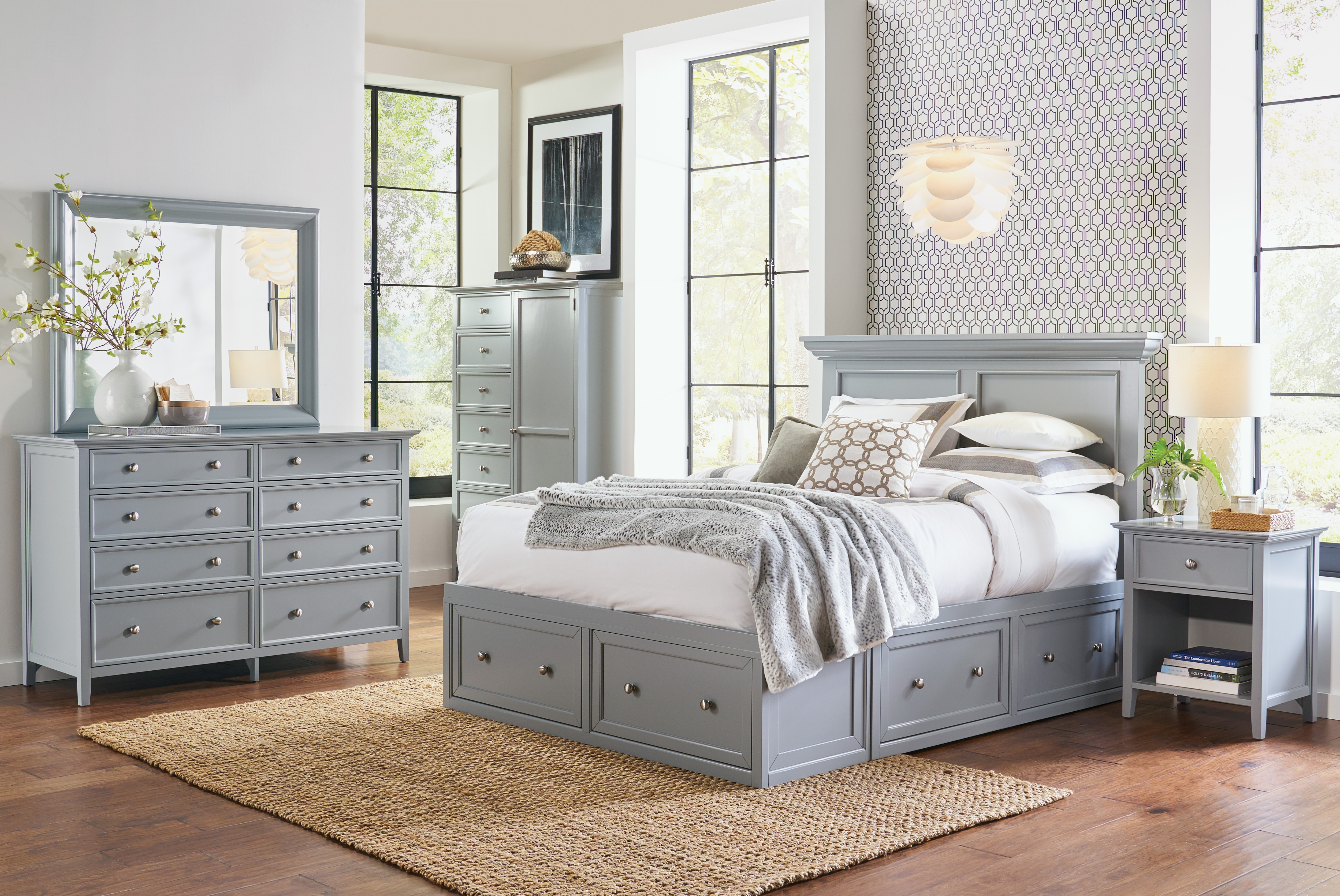 The Ellsworth Collection - Grey