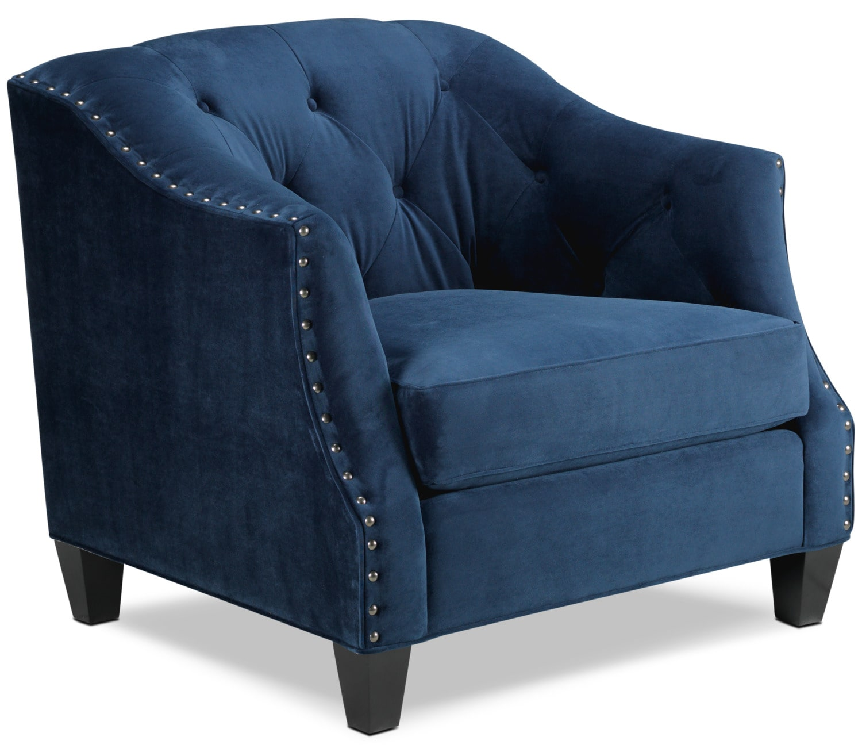 Endicott Chair - Indigo Blue