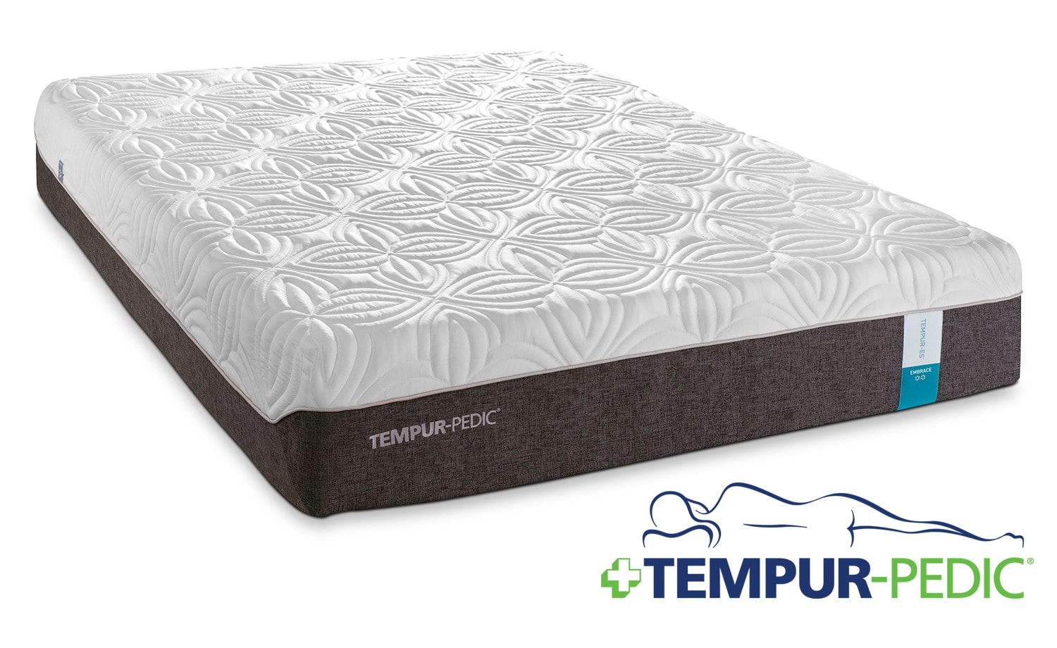 Tempur Pedic Embrace 2 0 Plush Full Mattress And Complete Adjustable Base Set Leon 39 S