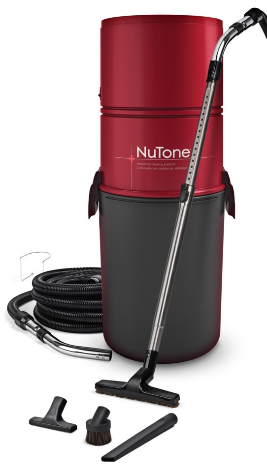 Clean-Up - NuTone 500-Air Watt Central Vacuum System – NCKIT1000