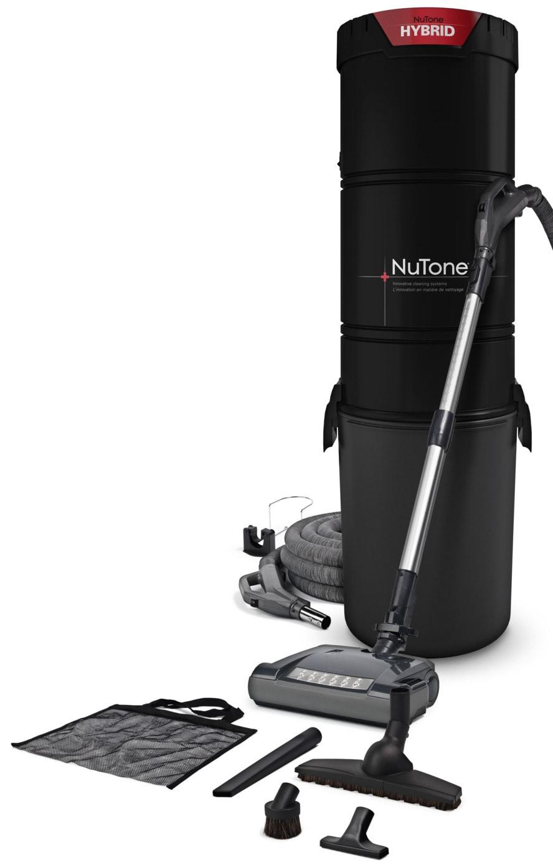 Nettoyage - Système d'aspirateur central NuTone de 650 air watts - NCKIT5000