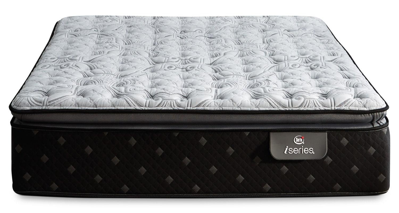 Serta iseriesr martina pillow top luxury firm queen for Best pillow for firm mattress