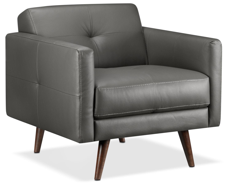 Giovanna Chair - Grey