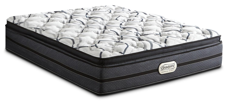 Beautyrest® World Class Millen Pillow-Top Luxury Firm Queen Mattress