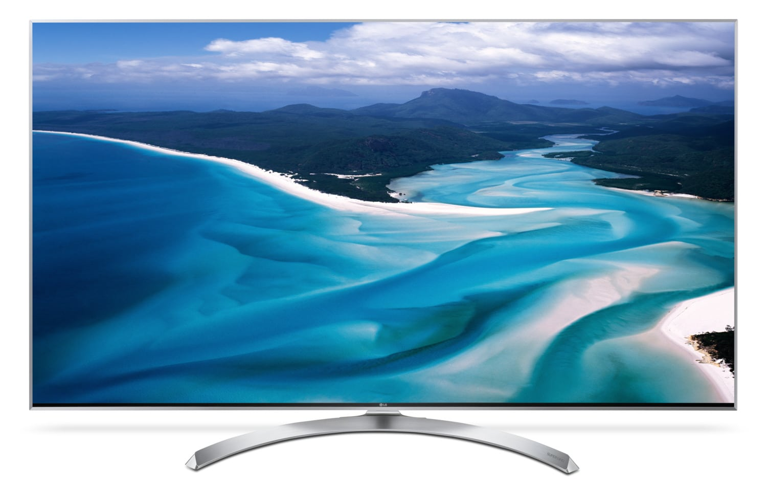 "LG 55"" SJ8000 4K Super UHD Smart LED Television"