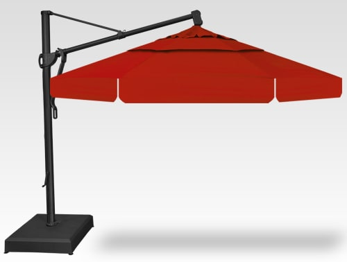 Outdoor Furniture - 13' Cantilever  - Really Red