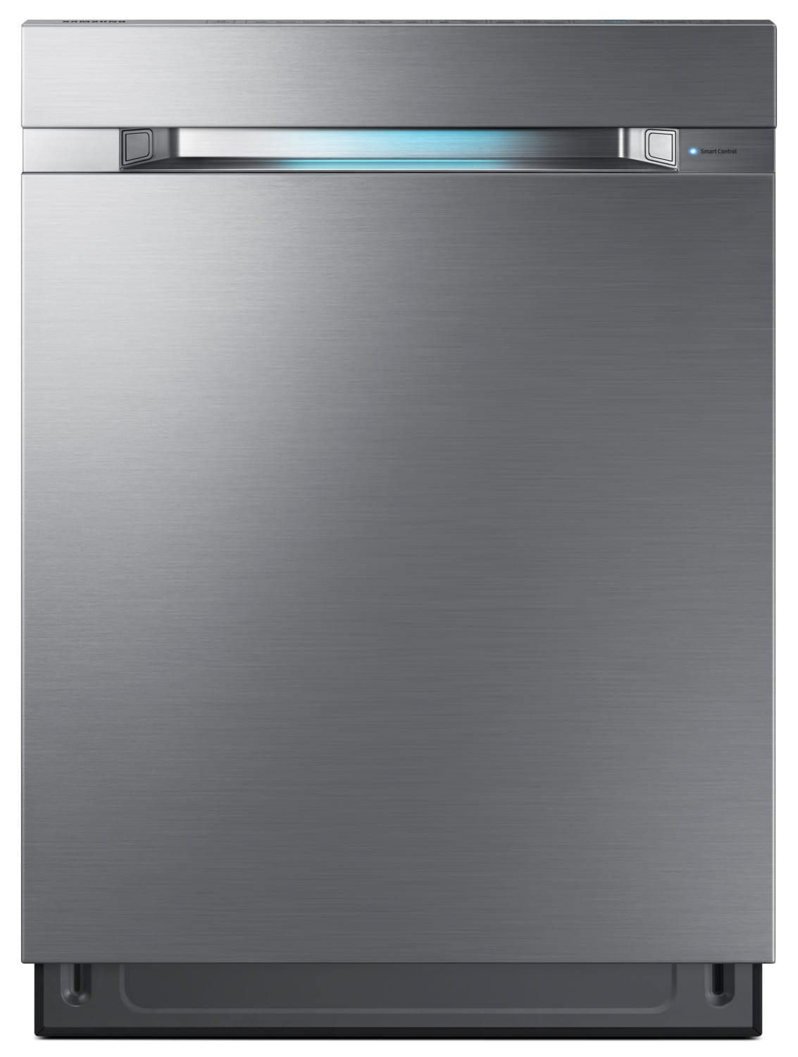 Samsung 38 dBA Built-In WaterWall™ Dishwasher with Third Rack – DW80M9960US/AC