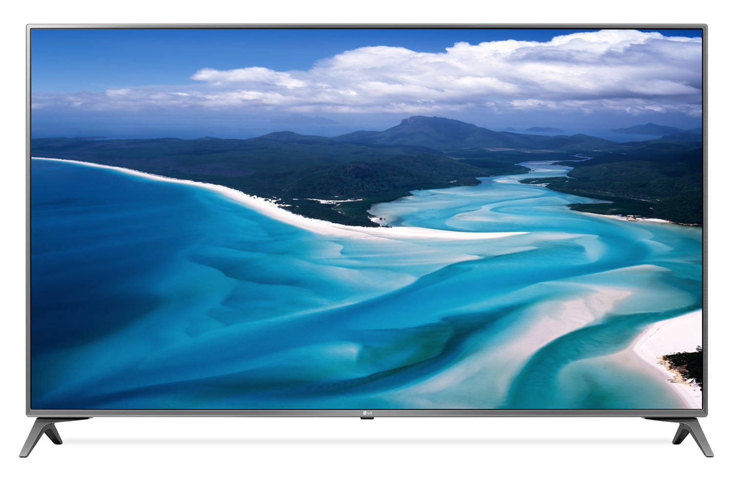 "LG 55"" UJ6540 4K UHD Smart LED Television with webOS™ 3.5"