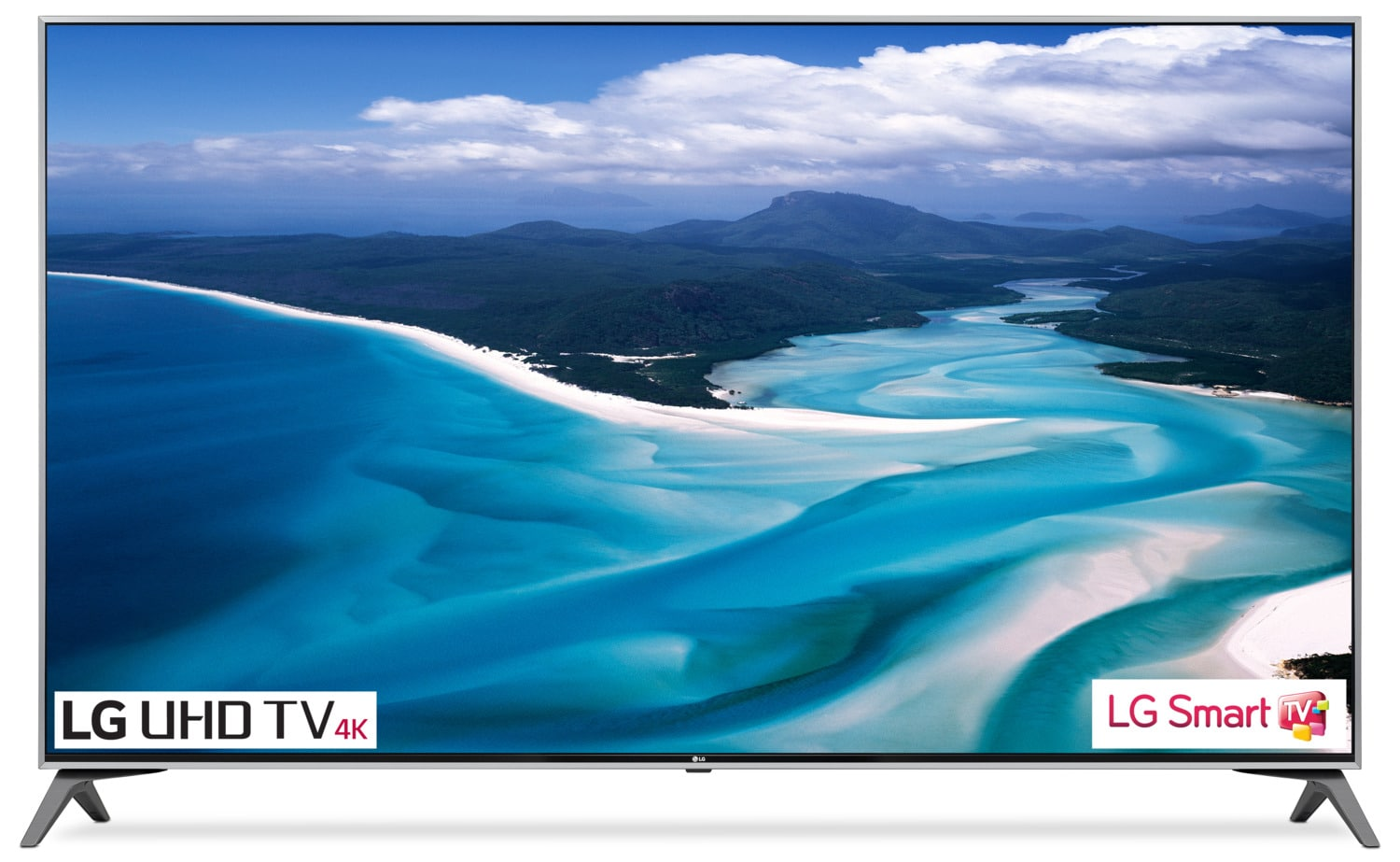 "LG 55"" 4K UHD Smart LED TV - 55UJ7700"
