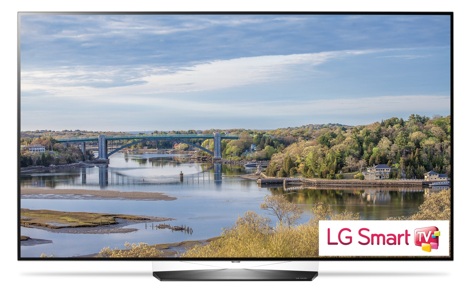 "LG 65"" 4K Smart OLED TV - OLED65B7"