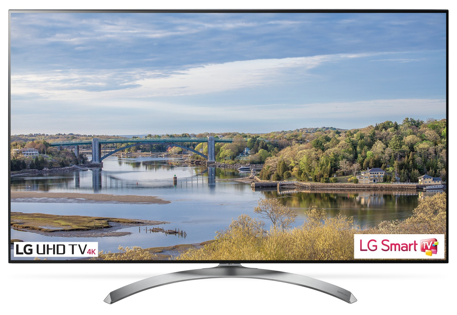 "LG 65"" 4K Super UHD Smart LED TV - 65SJ8500"