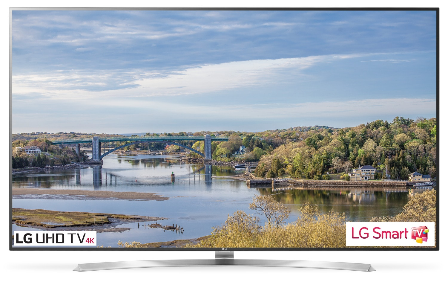 "LG 75"" 4K Super UHD Smart LED TV - 75SJ8570"