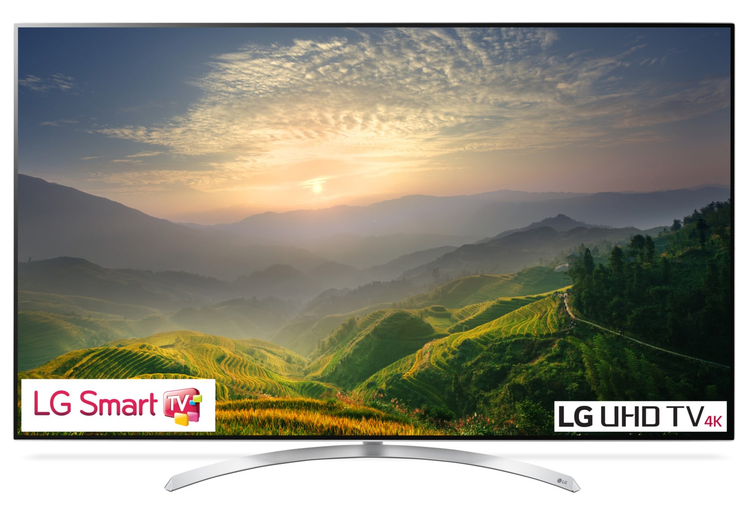 "LG 65"" 4K Super UHD Smart LED TV - 65SJ9500"
