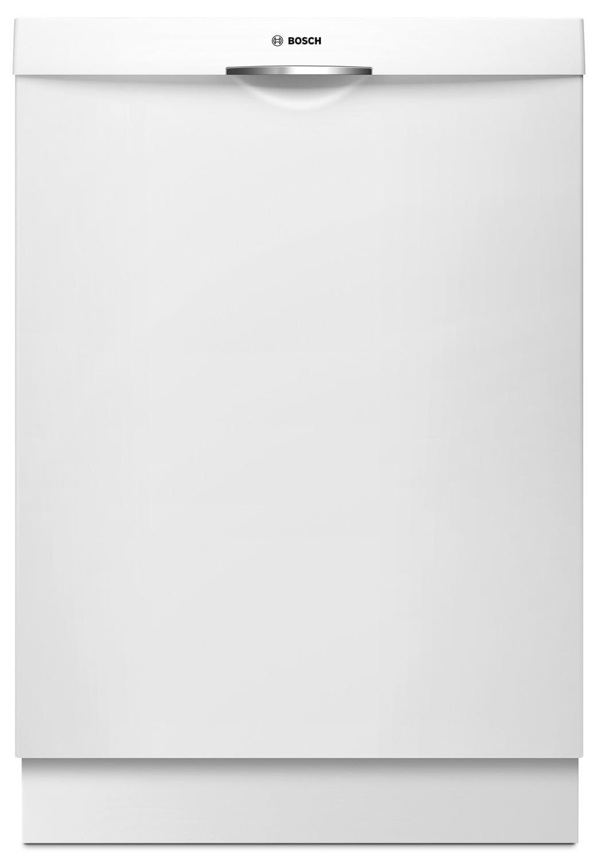 Bosch 300 Series Scoop Handle Built-In Dishwasher – SHS63VL2UC
