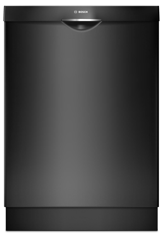 Clean-Up - Bosch 300 Series Scoop Handle Built-In Dishwasher – SHS63VL6UC