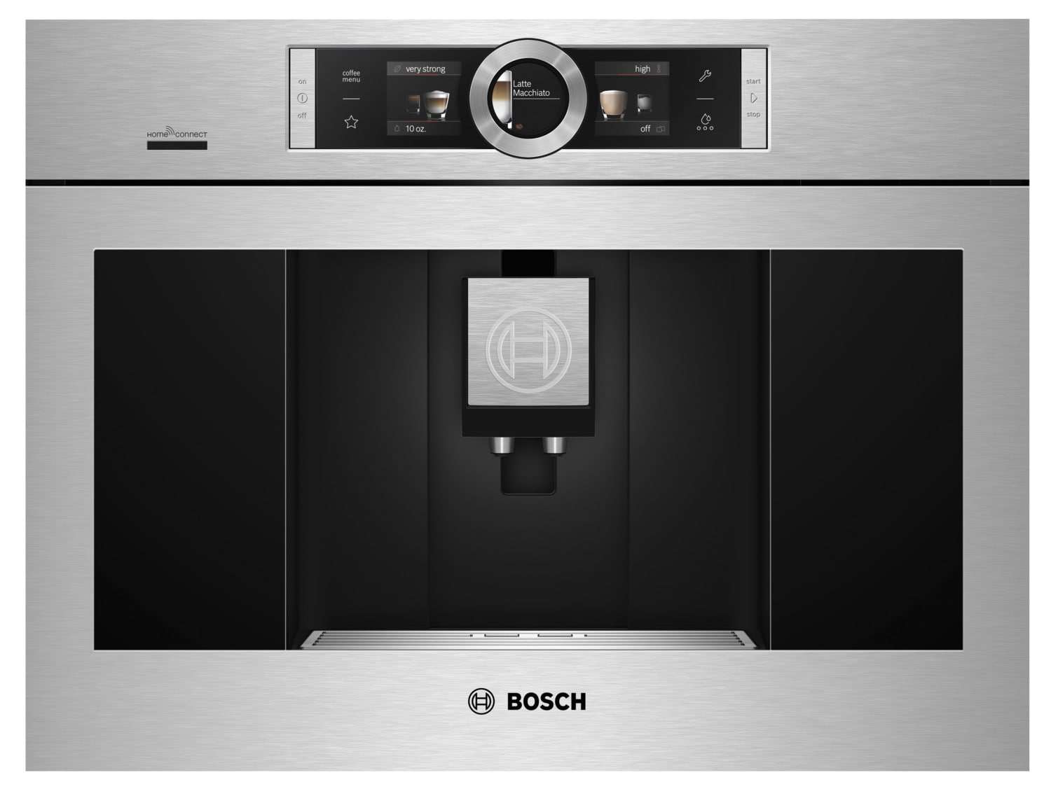 Bosch Automatic Built-In Coffee Machine – BCM8450UC