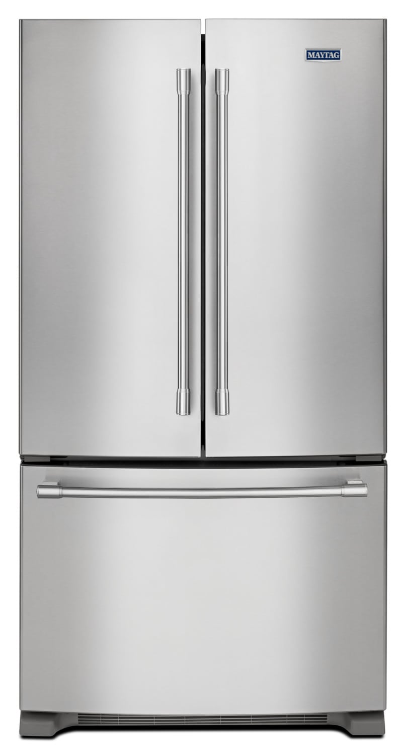 Maytag Stainless Steel French Door Refrigerator (25 Cu. Ft.) - MFF2558FEZ