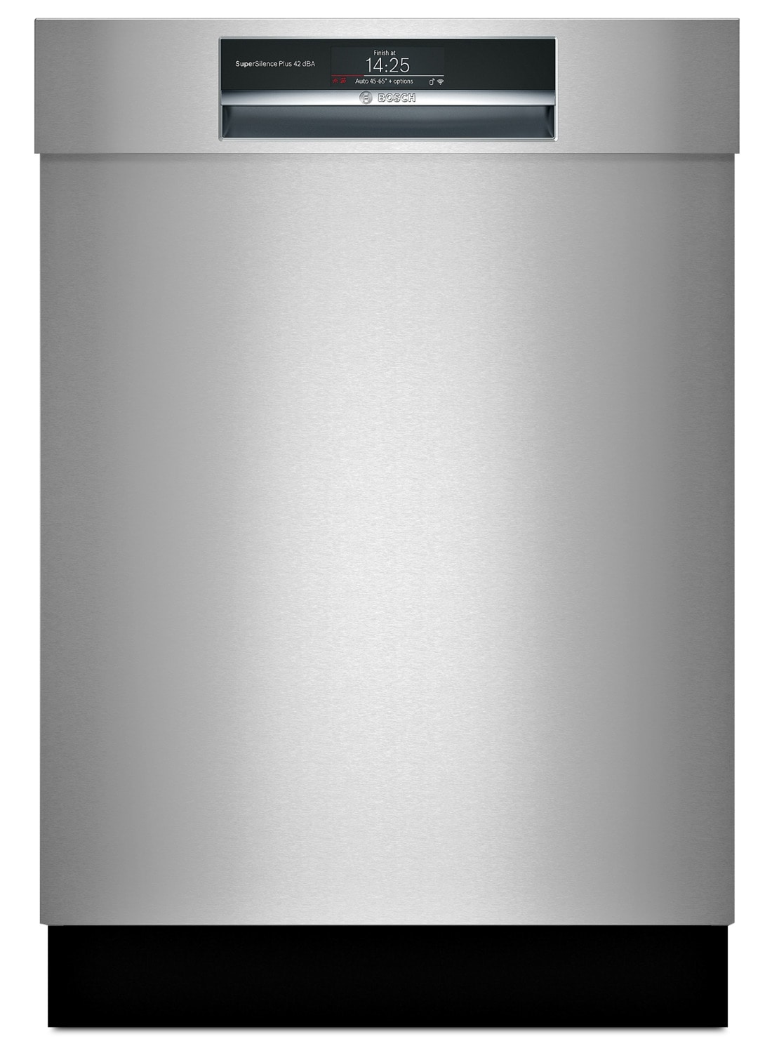 Bosch Recessed Handle Built-In Dishwasher – SHEM78WH5N