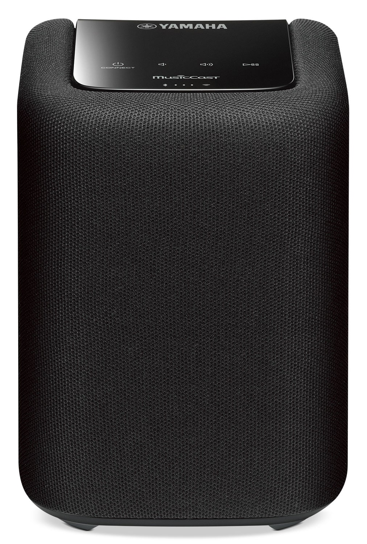 Yamaha WX-010 Wireless Streaming Speaker – Black