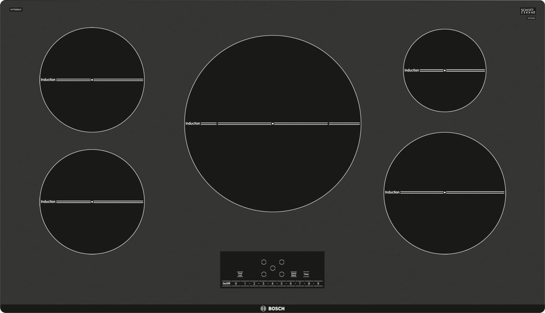 Cuisinières - Surface de cuisson à induction Bosch de série 500 de 30 po – NIT5068UC