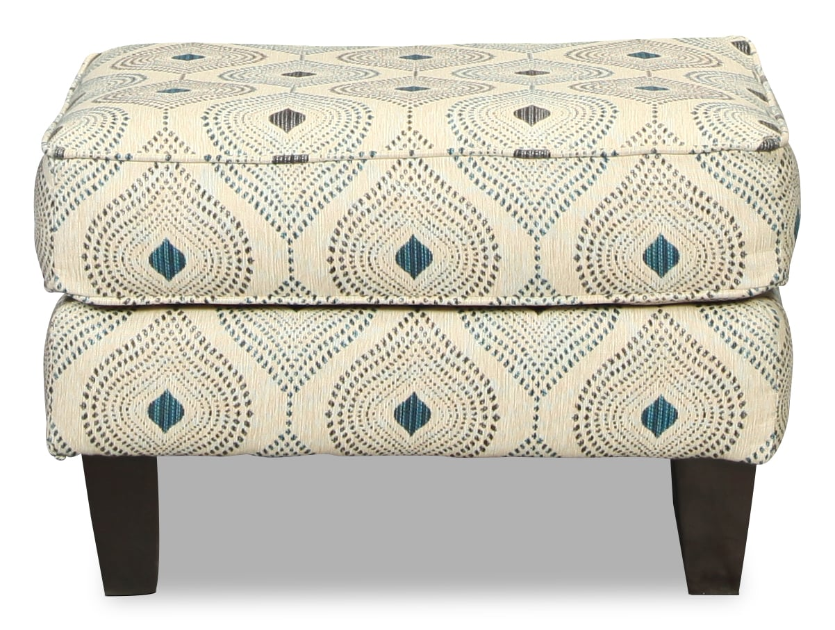 Roswell Accent Ottoman