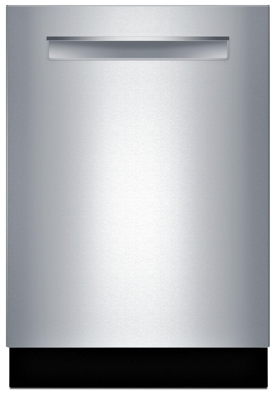 Nettoyage - Lave-vaisselle encastré Bosch de série 800 avec poignée affleurée - SHPM98W75N