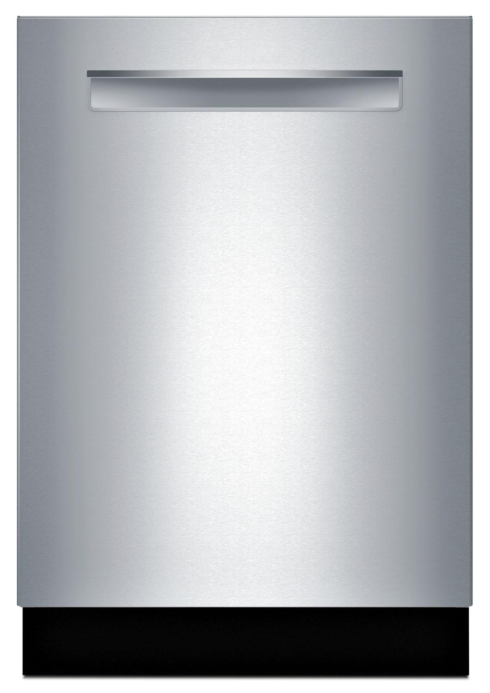 Clean-Up - Bosch 800 Series Flush Handle Built-In Dishwasher – SHPM78W55N