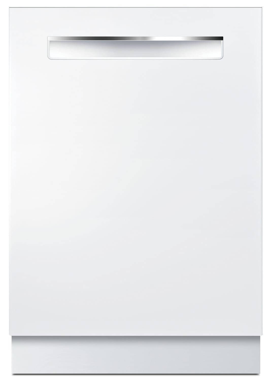 Bosch 800 Series Flush Handle Built-In Dishwasher – SHPM78W52N