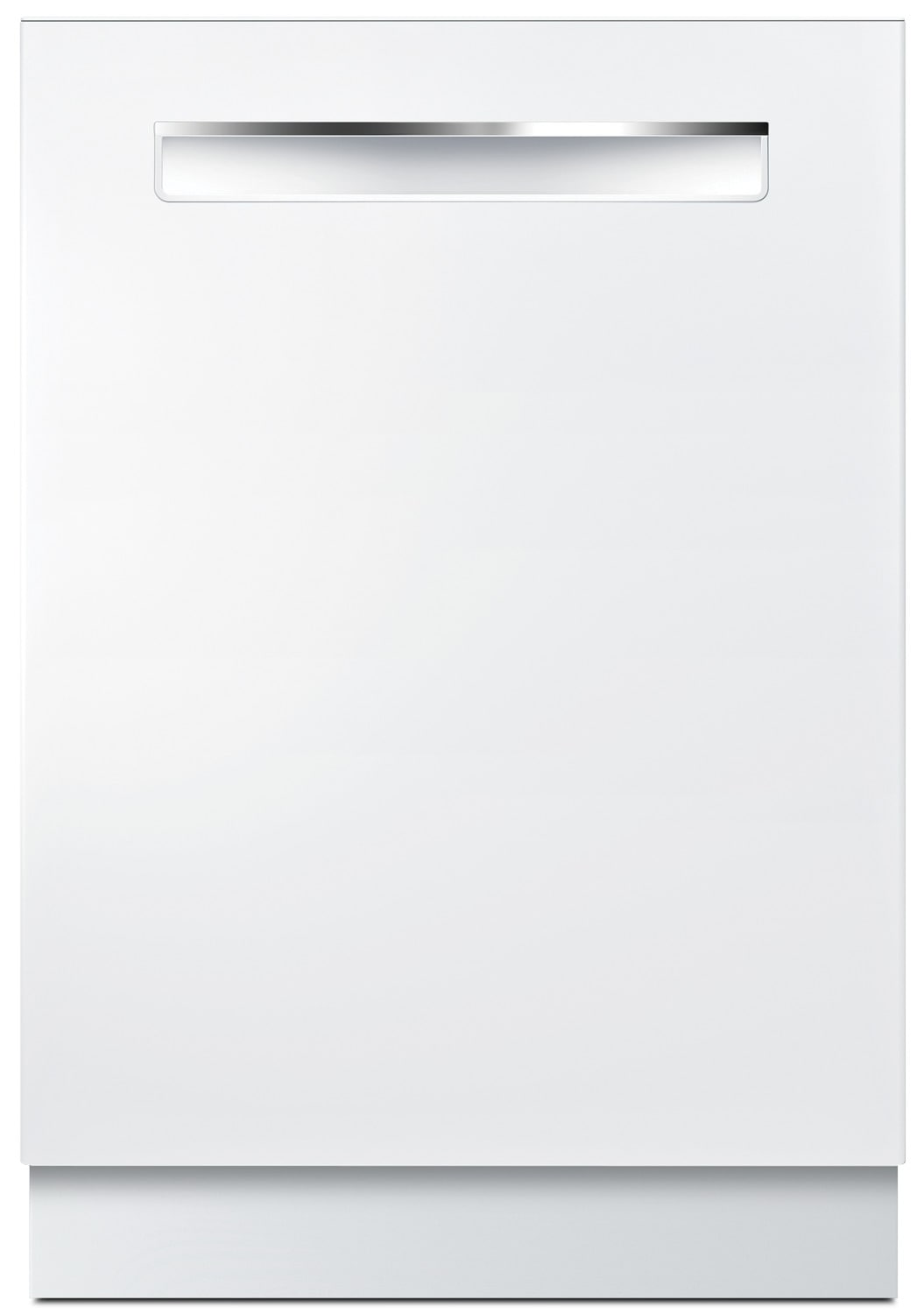 Clean-Up - Bosch 500 Series Flush Handle Built-In Dishwasher – SHPM65W52N