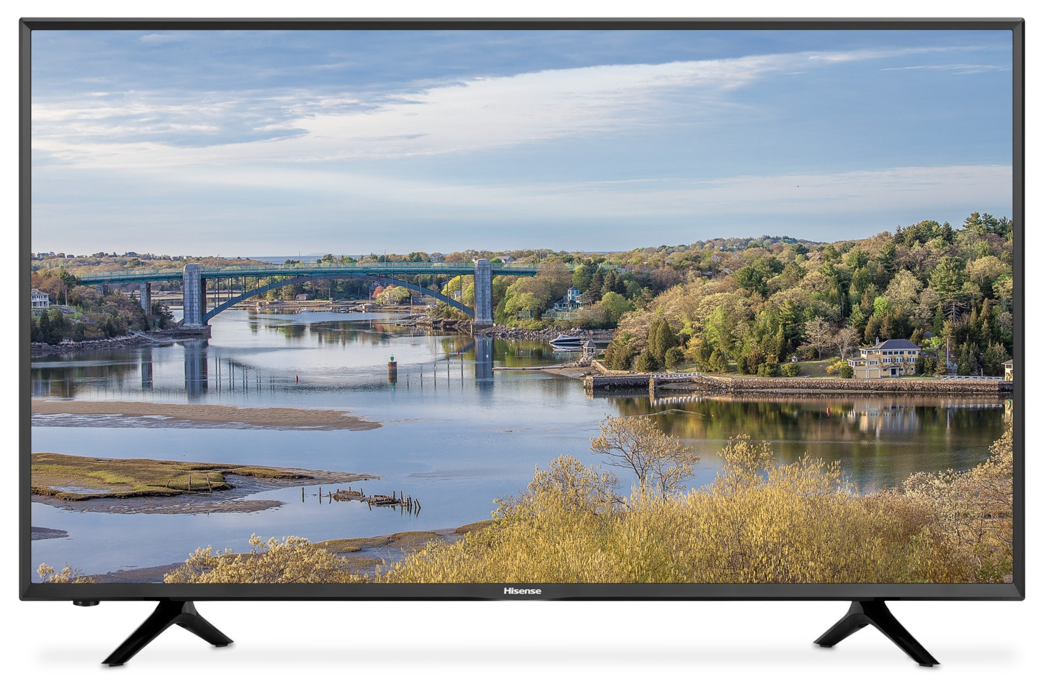 "Hisense 50"" 4K UHD Smart LED TV - 50H6607"