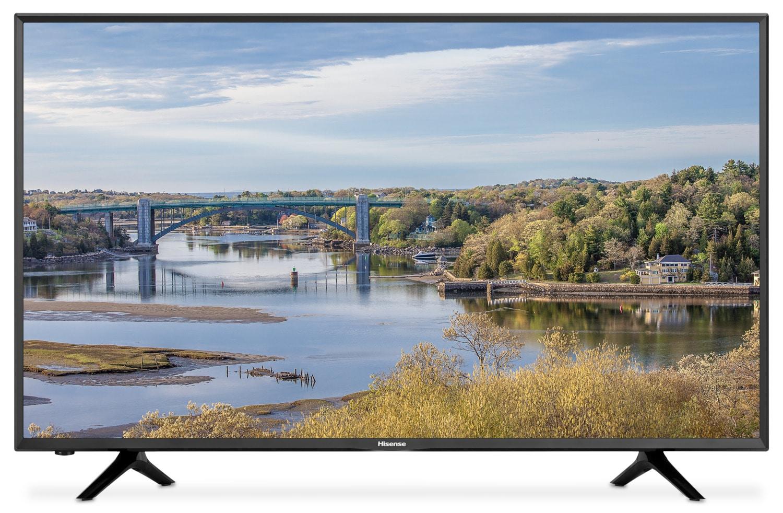 Téléviseurs - Hisense Téléviseur 50 po DEL Smart UHD 4K - 50H6607