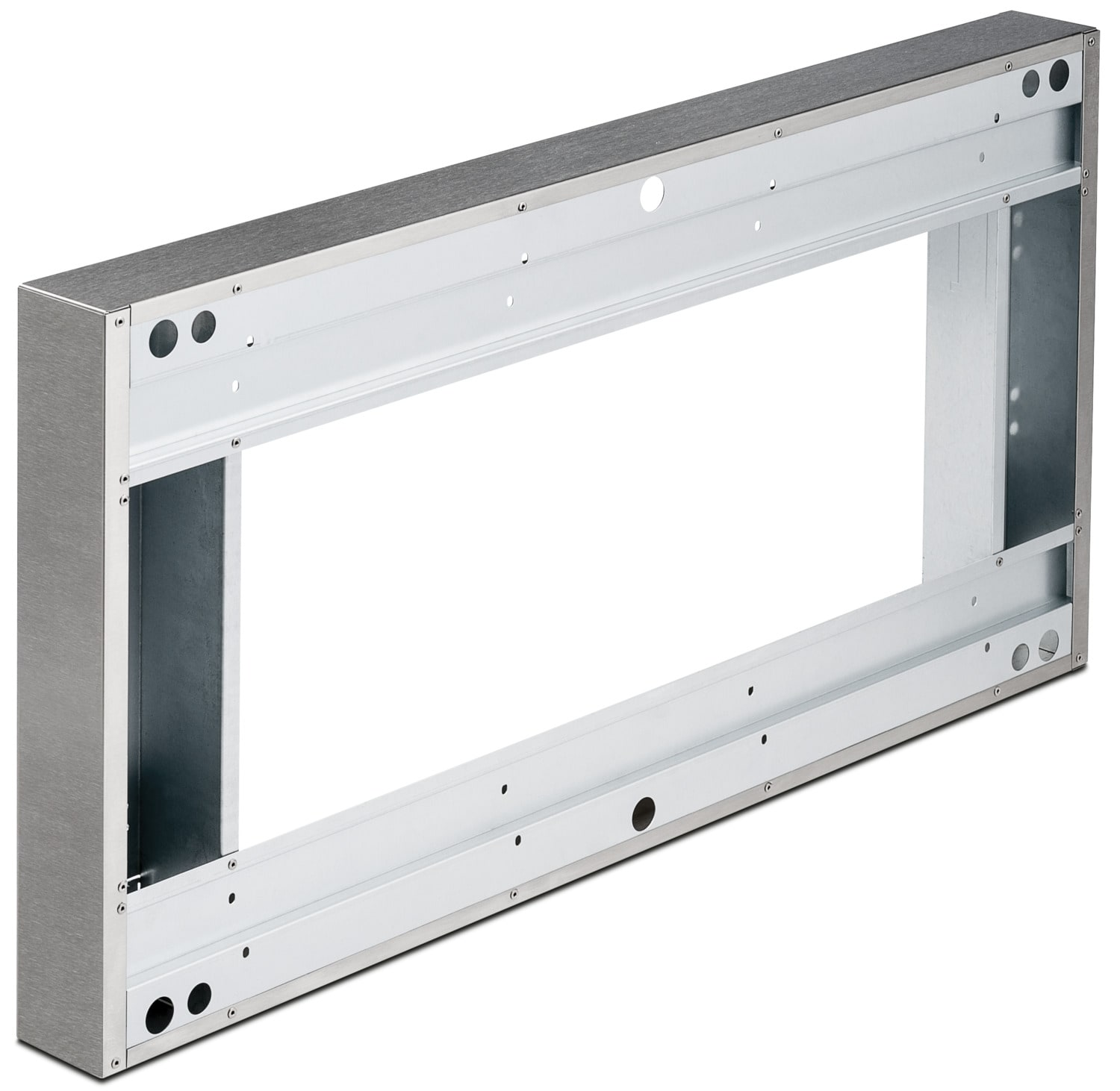 """Appliance Accessories - Broan 3"""" Wall Extension for Outdoor Range Hoods – AWEPD36SS"""