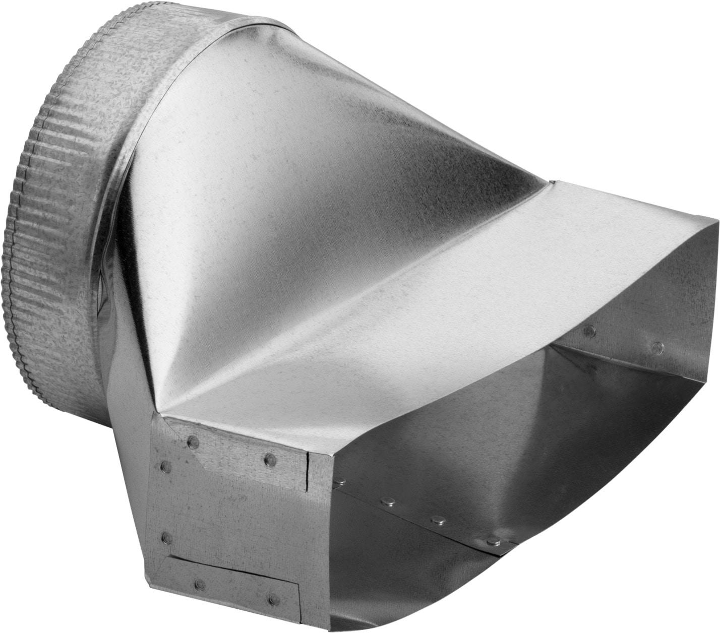 Appliance Accessories - Transition pour évacuation verticale ronde Broan – 459