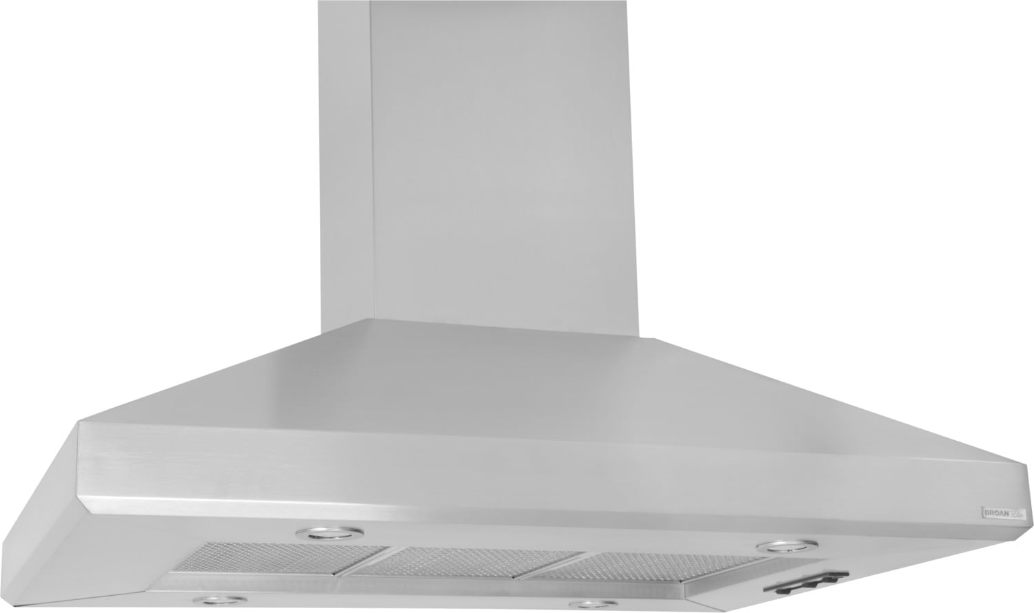 Cooking Products - Broan 63000 Series Island Chimney-Mount Range Hood – 637004