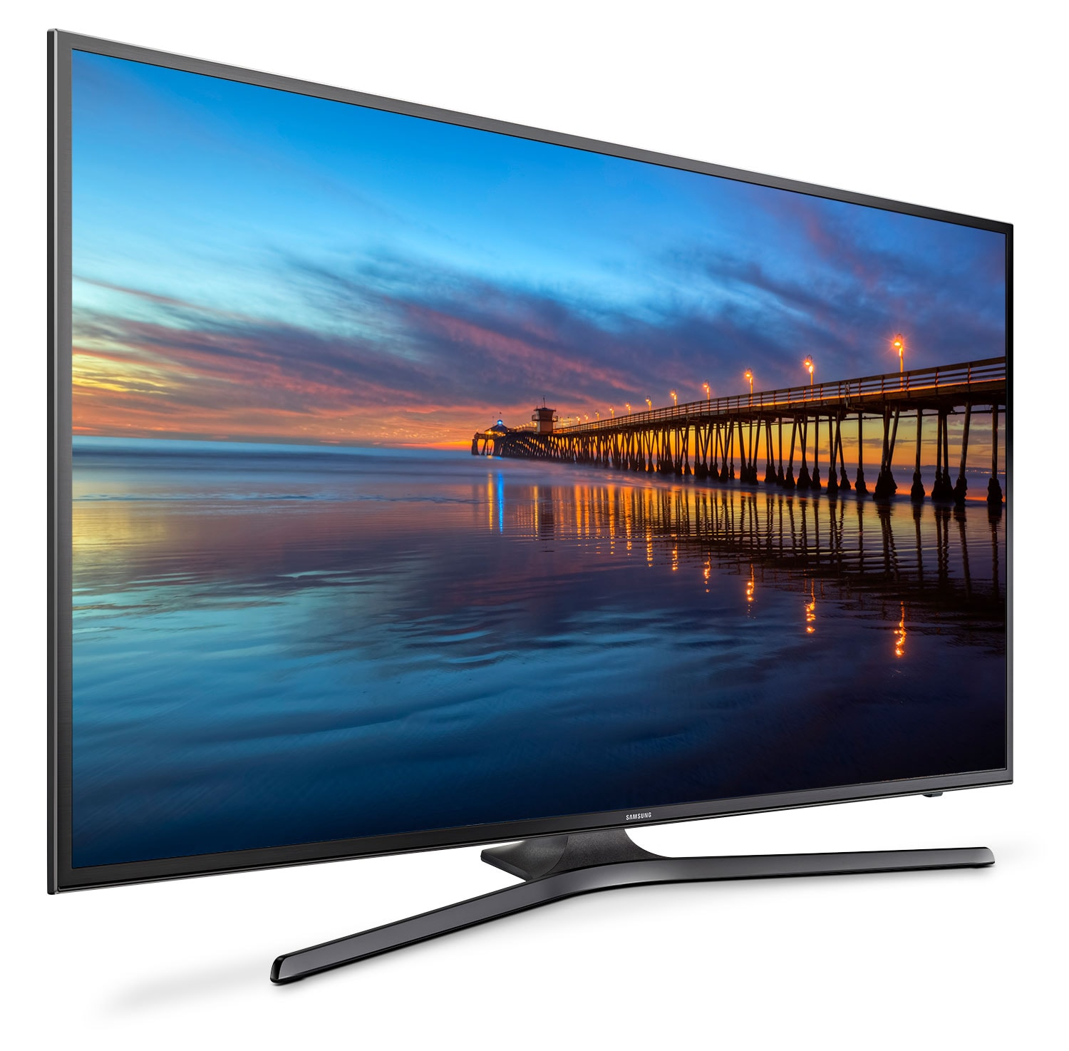 samsung 65 mu6300 4k uhd television the brick. Black Bedroom Furniture Sets. Home Design Ideas