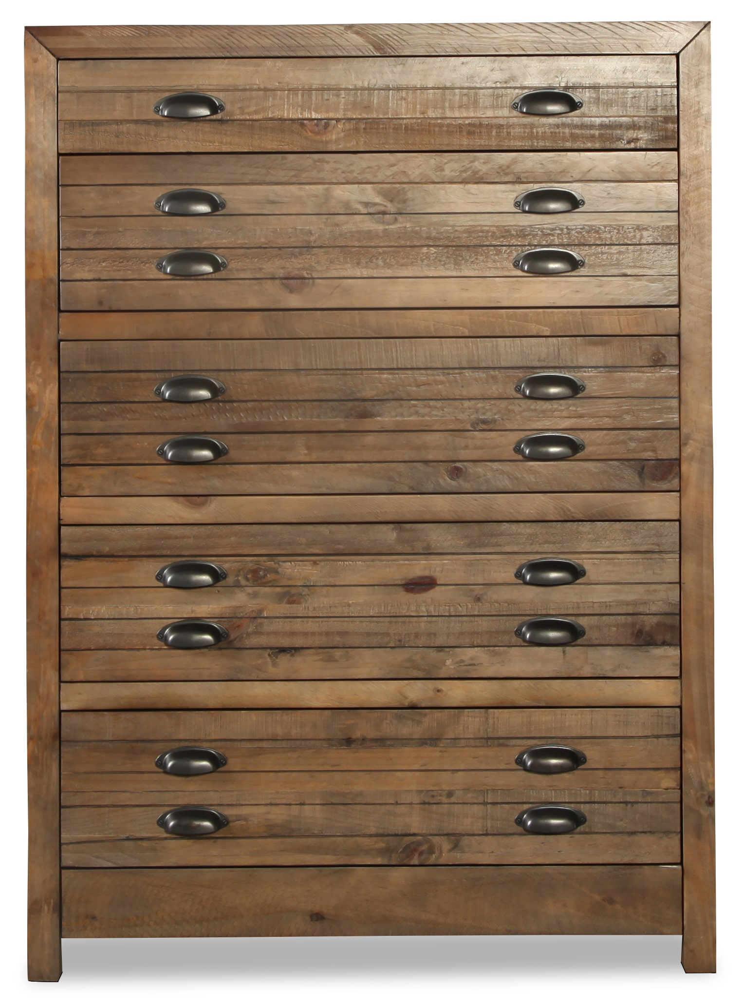 Pine Hollow 5 Drawer Chest