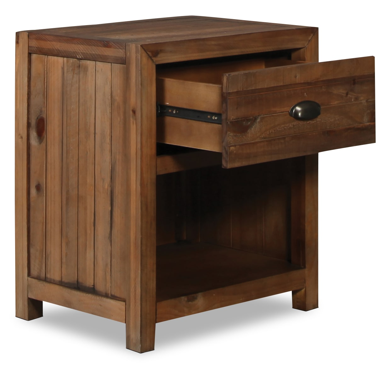 Pine Hollow Nightstand Levin Furniture