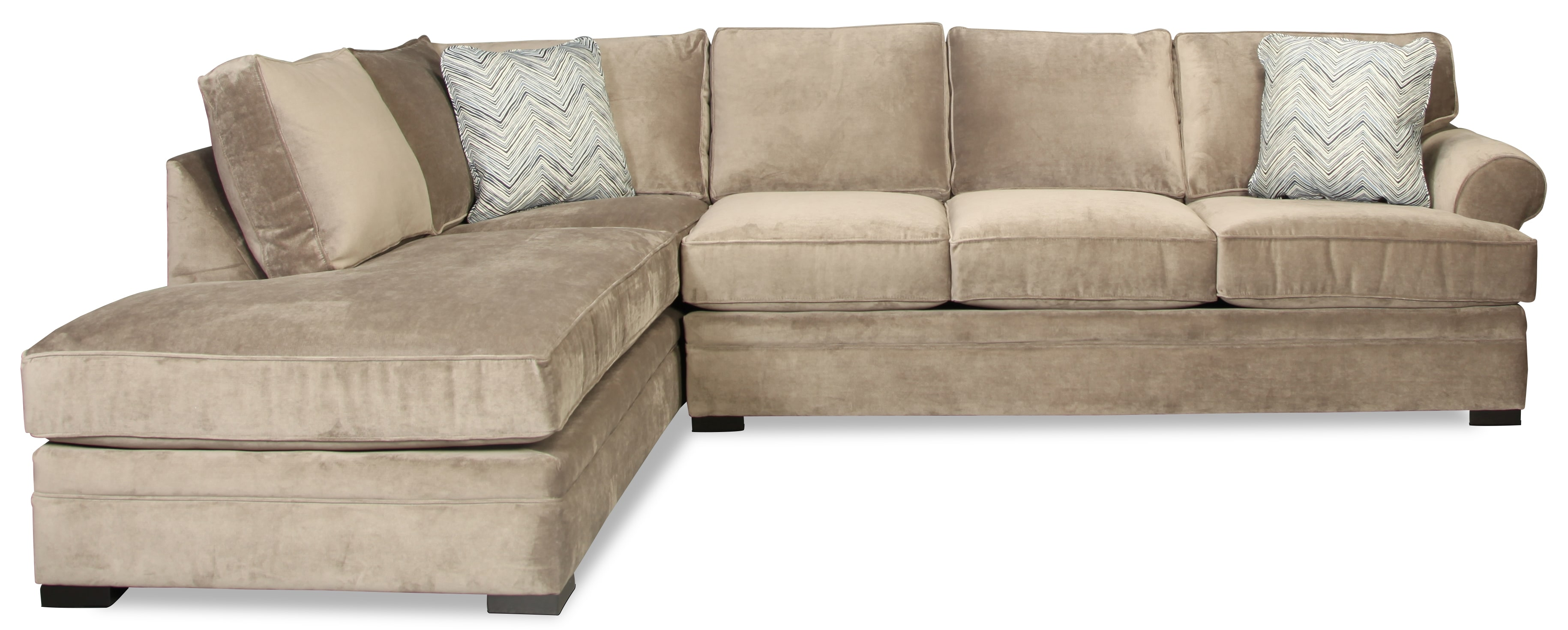 Cheney 2 piece sectional levin furniture for Levin furniture sectional sofa