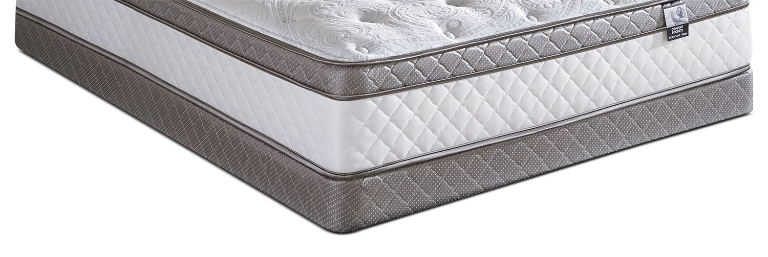 Springwall Northstar Twin Boxspring