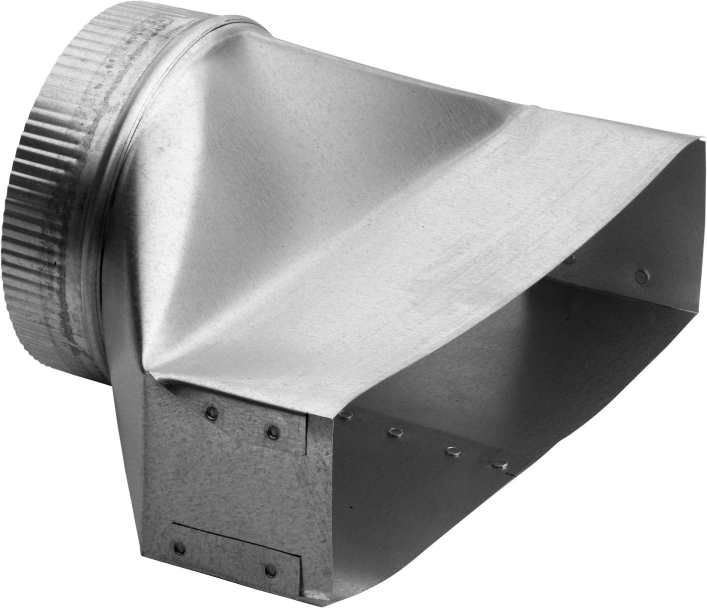Appliance Accessories - Transition ronde de 3,25 po x 14 po à 7 po – T460