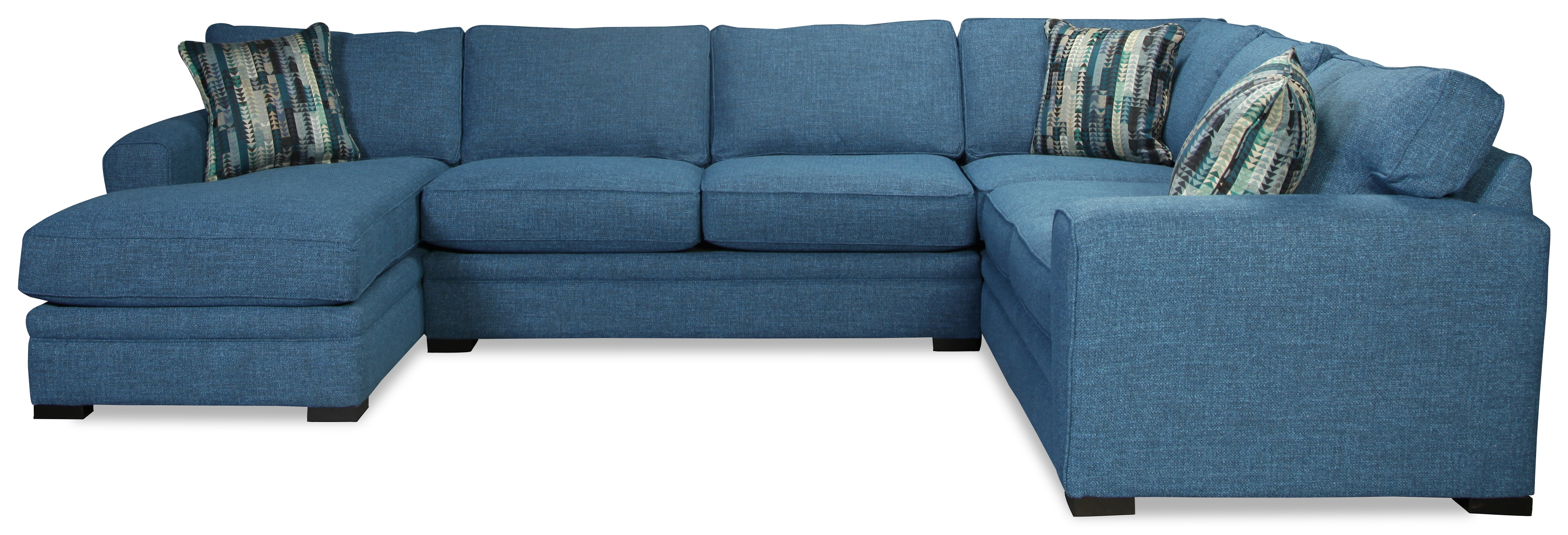 Lybrook 3pc sectional levin furniture for Levin furniture sectional sofa