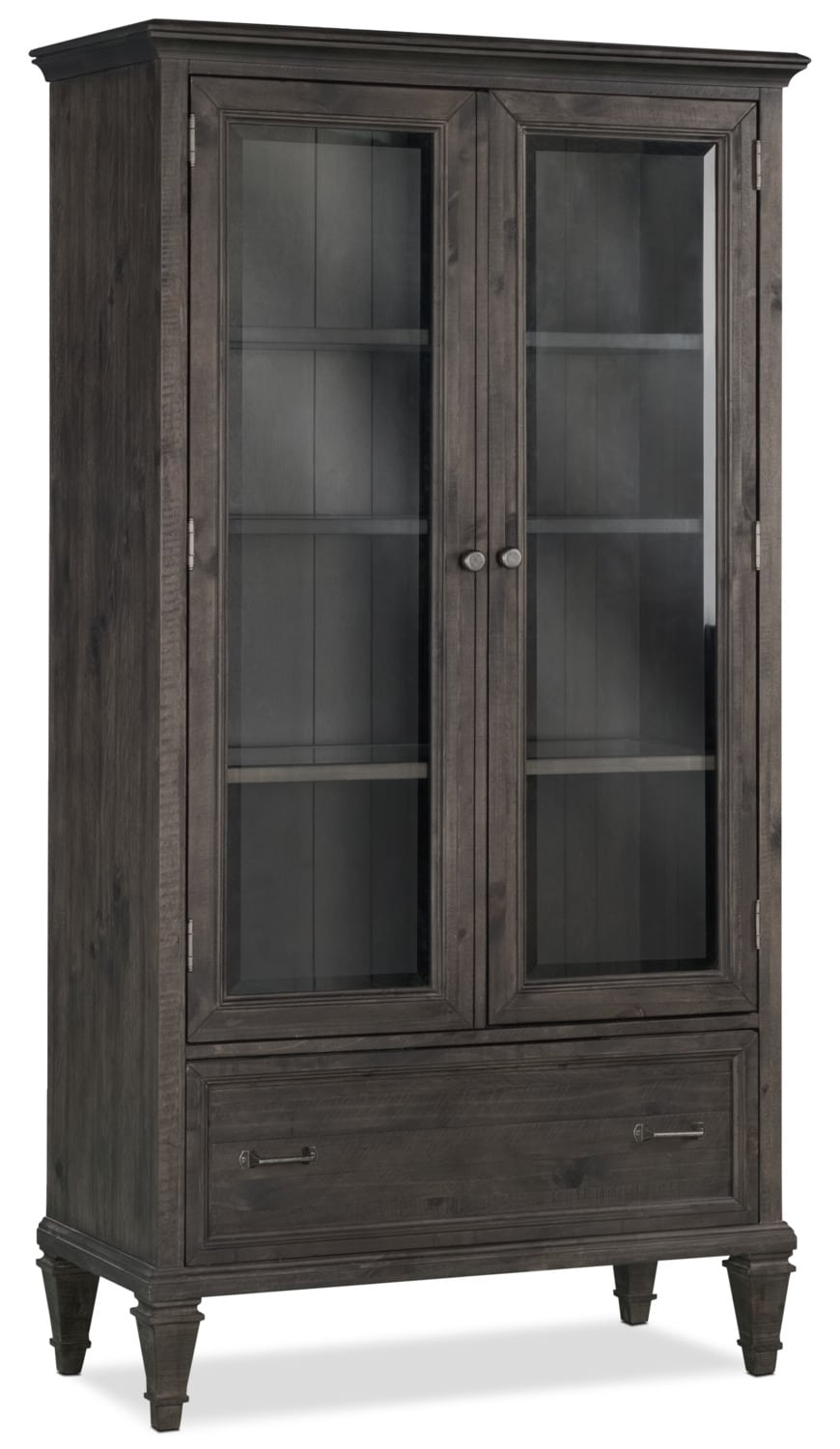 Calistoga Bookcase with Doors