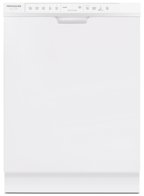 "Frigidaire Gallery White 24"" Dishwasher - FGCD2444SW"