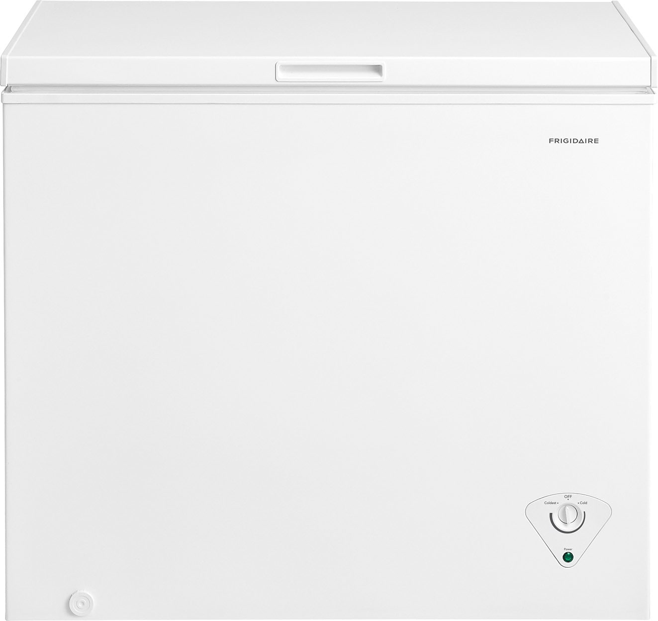Frigidaire White Chest Freezer (7.0 Cu. Ft.) - FFFC07M1TW