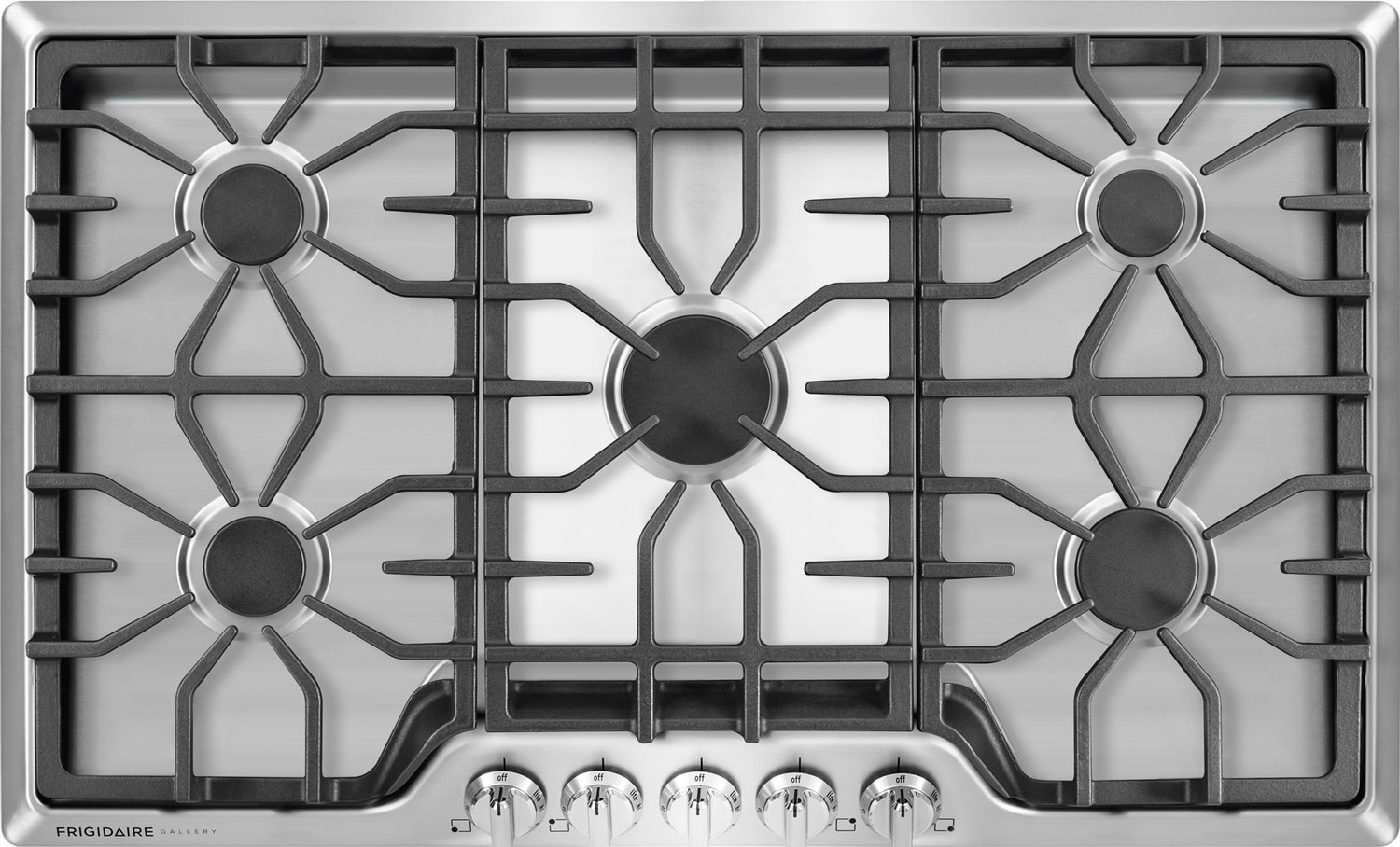 Frigidaire Gallery Stainless Steel Gas Cooktop  - FGGC3645QS
