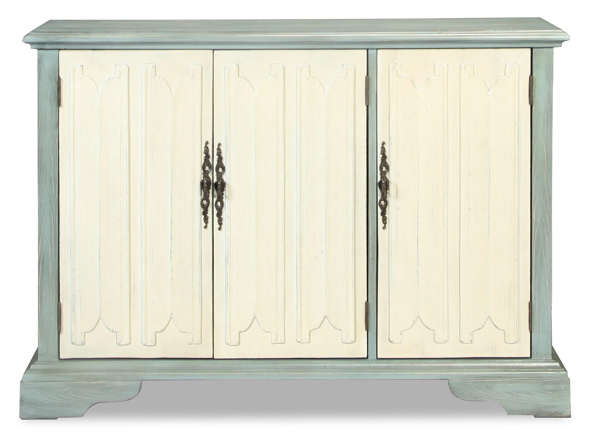 Concho 3 Door Cabinet