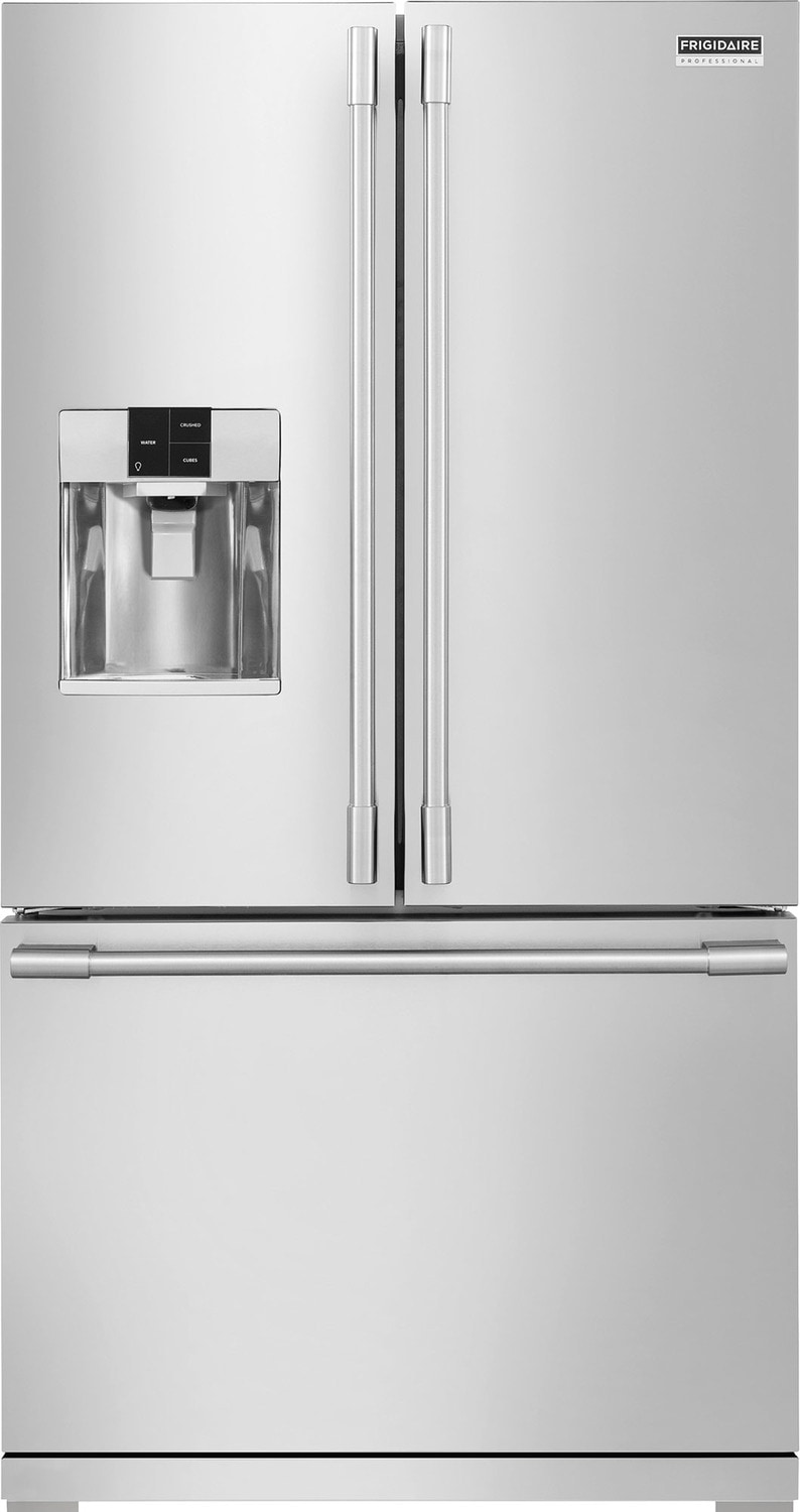 Frigidaire Professional Stainless Steel French Door Refrigerator (22.6 Cu. Ft) - FPBC2277RF